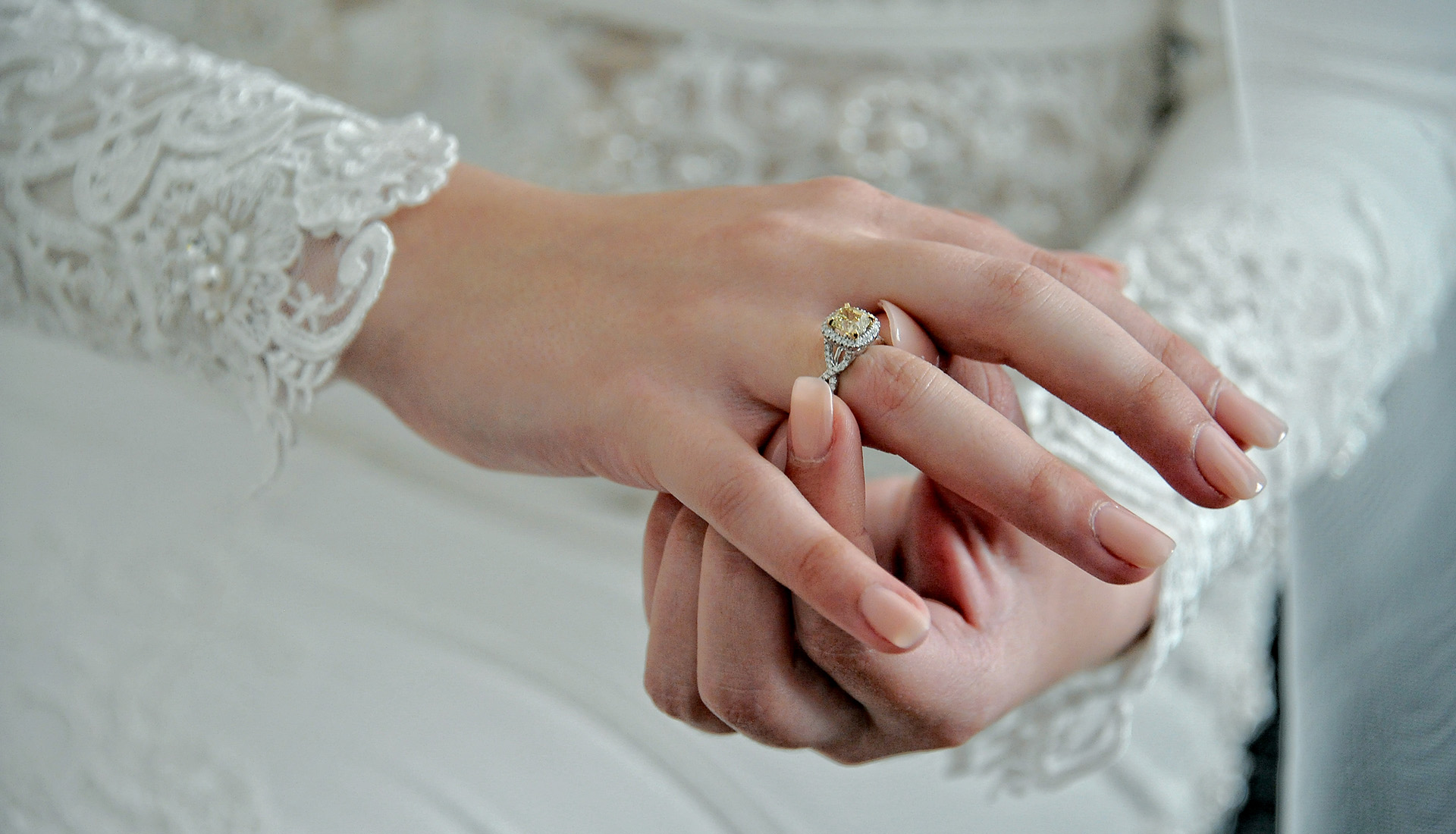 Ring symbolizes love for life!